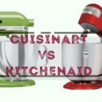 Cuisinart vs KitchenAid Stand Mixers - Which's Better?