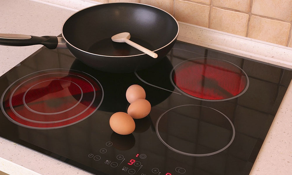 3 Burner Induction Cooktop