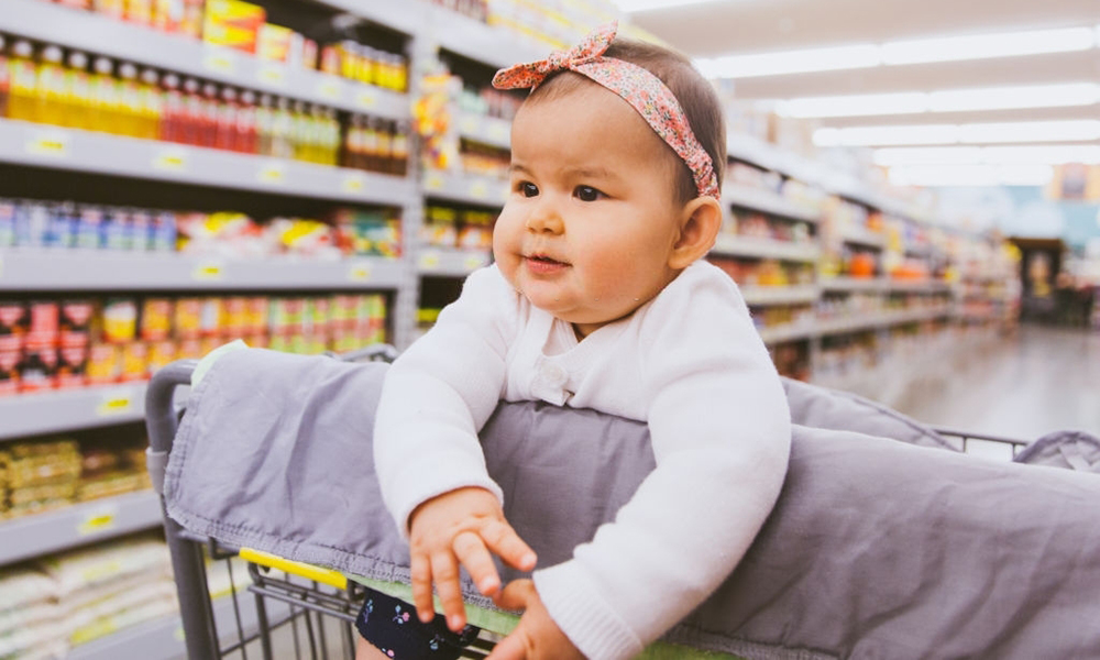 Best Baby Grocery Cart Cover