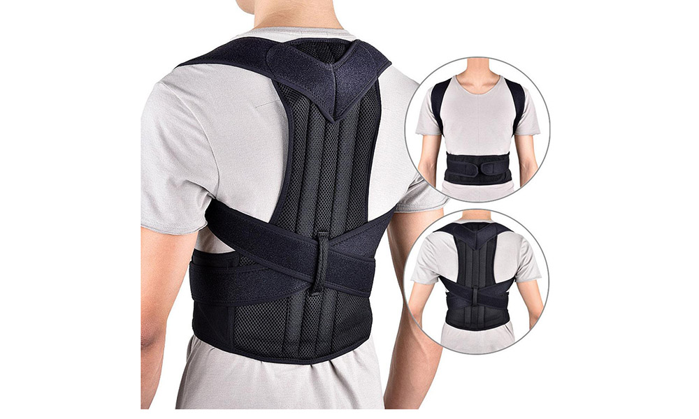 Back Support Brace For Men