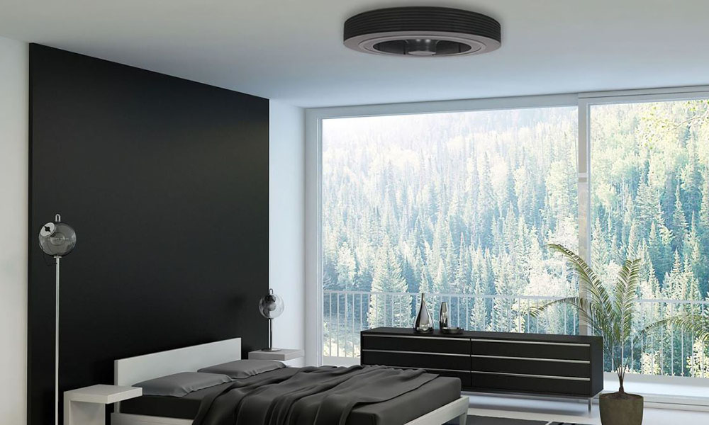 Best Bladeless Ceiling Fans With Lights