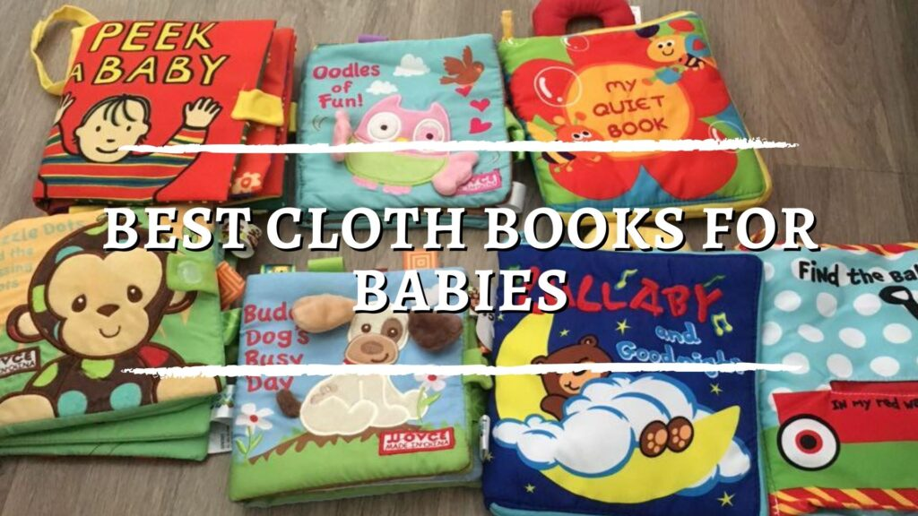 Best Cloth Books For Babies