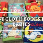 Top 15 Best Cloth Books For Babies Reviews in 2021