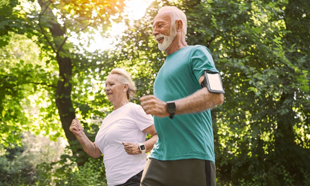 Best Easy-To-Use Pedometer For Elderly