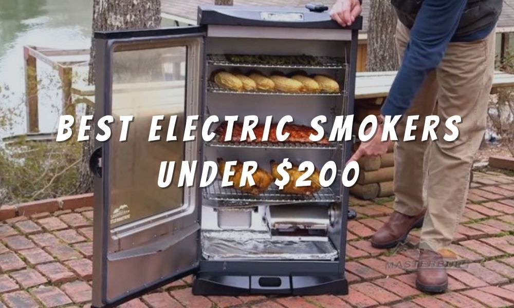Best Electric Smokers under $200