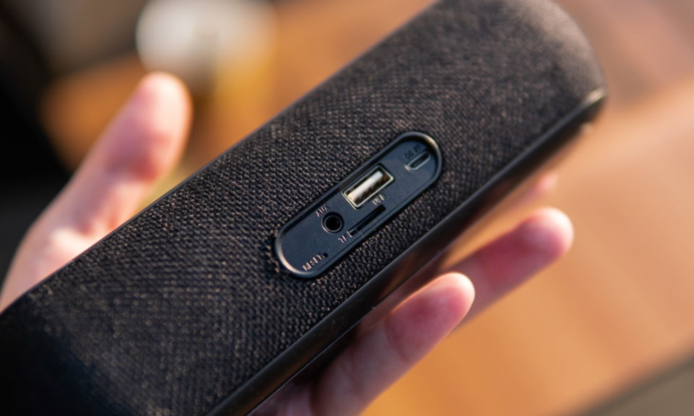 Best Portable Speaker With SD Card Slot