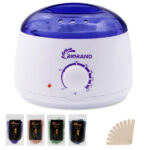 Top 10 Best Wax Warmer For Hair Removal Reviews in 2021