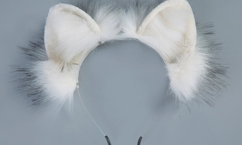 Best White Cat Ears And Tail