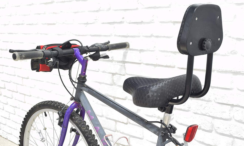 Best Wide Bicycle Seat With Backrest