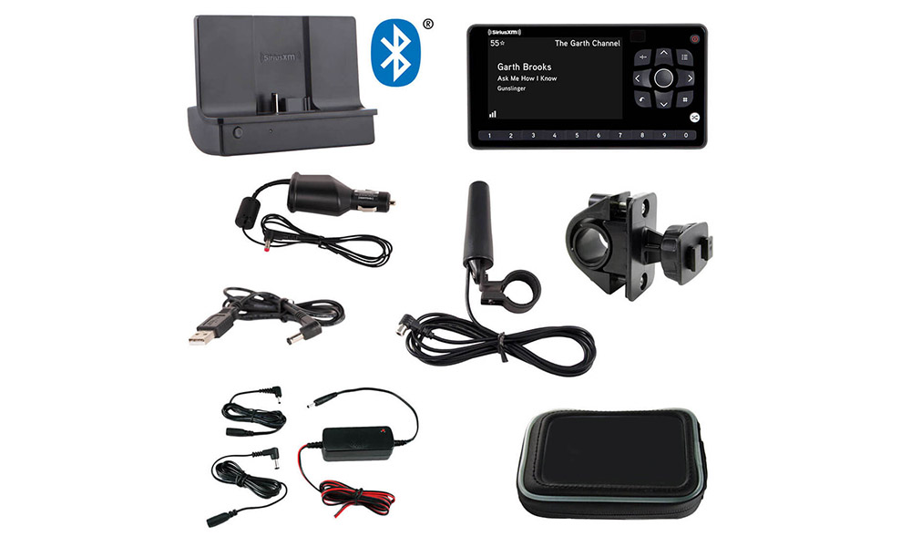 Bluetooth Adapter For Motorcycle Radio