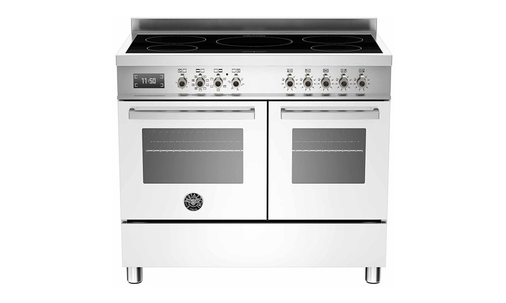 Double Oven Induction Ranges