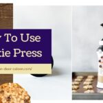 7 Steps To Use A Cookie Press in Right Way